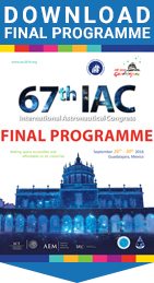 IAC 2016 Final Programme